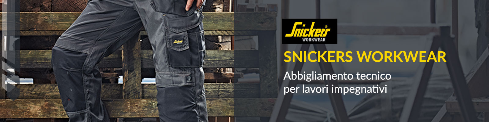 Snickers Workwear - Abbigliamento Antinfortunistico