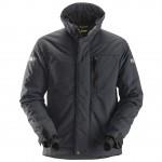 giacca invernale AllroundWork grigio-nero