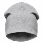 berretto personalizzabile in cotone grigio