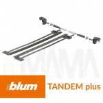 Set per sincronizzare le guide tandem Plus Blumotion