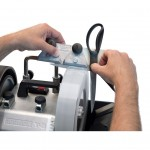 Utilizzo dispositivo tormek SVX-150 Affilatura forbici