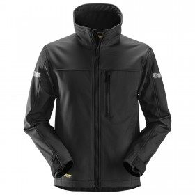Snickers giacca Softshell nero