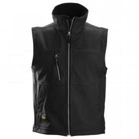 Gilet Soft Shell nero