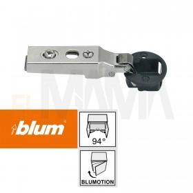 Blum | Cerniera per ante in cristallo o vetro