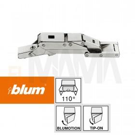 Cerniera per ante in cristallo o a specchio 3 - 8 mm | Blum 71B4500C