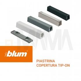 Piastra per montaggio tip on Blum