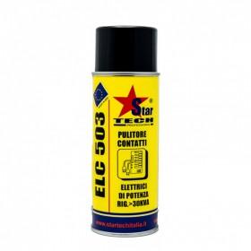 Spray per pulire contatti elettrici, bobine, motori di avviamento