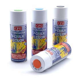 Vernice Spray Professionale o smalto acrilico a rapida essiccazione