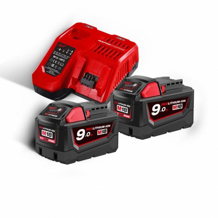 Milwaukee kit energy M18 NRG 902