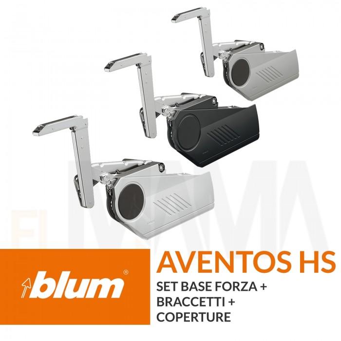 Set Aventos HS Blum - Ante a ribalta Basculanti