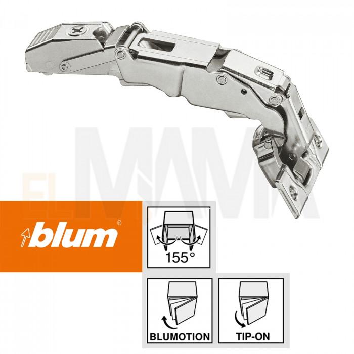 Clip top Blumotion | Cerniere per mobili angolo apertura ante 155° ! Blum