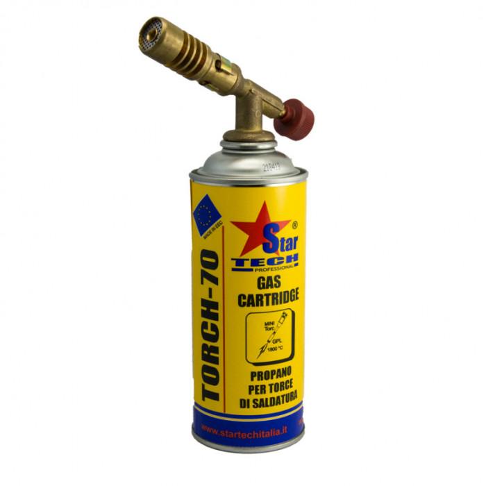 Gas propano per saldatori con attacco 7/16 per torce saldatura