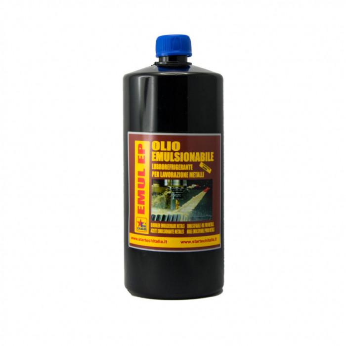 Olio emulsionabile per lavorazioni con metalli