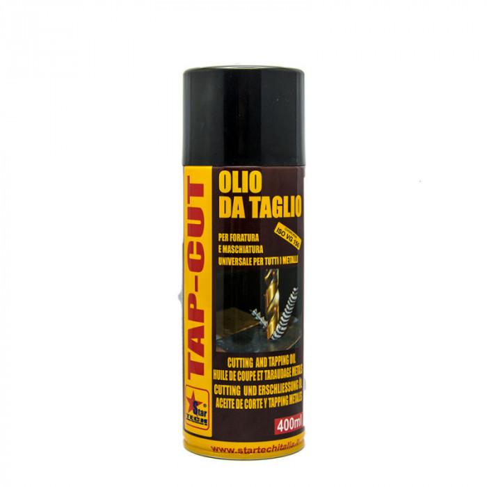 Olio da taglio e foratura per maschiature e filettature TAP-CUT