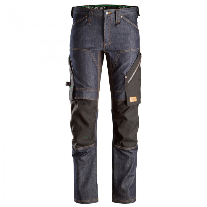 Pantalone FlexiWork Denim 6956 Snickers Workwear