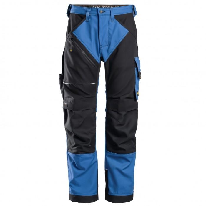 Nuovo pantalone Ruffwork Canvas+ 6314 di Snickers Workwear