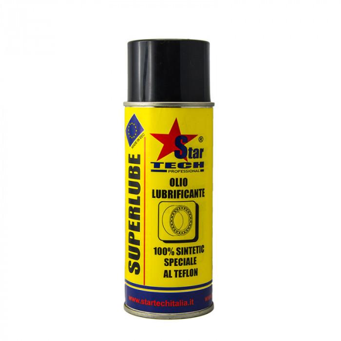 Olio Lubrificante con Teflon | Superlube