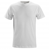 T-shirt in cotone Snickers bianco