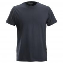 maglietta in cotone Snickers navy