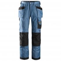 pantalone con tasche esterne Duratwill Snickers blu e nero