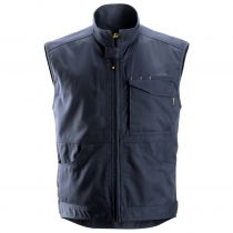 gilet Snickers Service navy