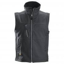 gilet soft shell antracite