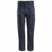 Pantaloni da lavoro Service Snickers navy