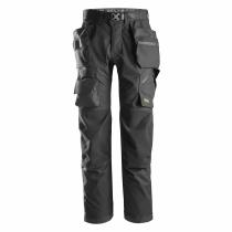 pantalone FlexiWork piastrellista nero