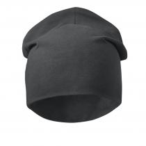 berretto personalizzabile in cotone antracite