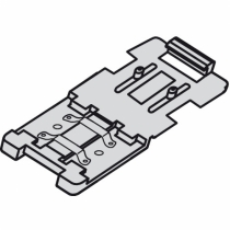 Connettore a clip hafele per strisce led aperto