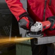 Smerigliatrice lavorazione metallo milwaukee AG 800-115 E con Valigetta