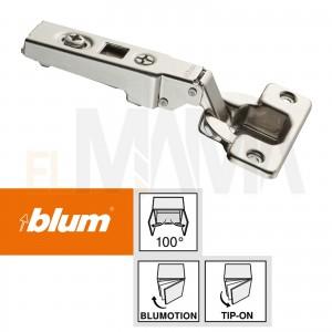 Clip Top Blum | Angolo apertura Ante 100° | Cerniere per mobili