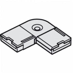 Connettore ad angolo per strip Led Loox LED 12V hafele
