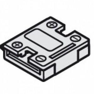 Connettore dritto per strip Led 12V hafele
