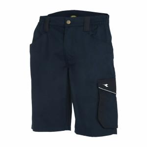 Diadora pantalone corto bermuda da lavoro