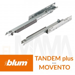 Guide per cassetti | Blum | Movento e Tandem plus