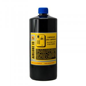 Olio speciale fluido per impianti ad aria compressa