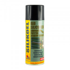 Lubrificante a base di olio di silicone - Silikoel