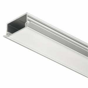 Profilo ad incasso per strisce led Hafele Altezza 6,5mm