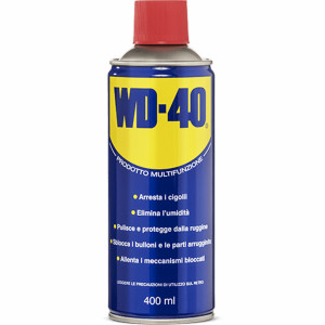 Bomboletta standard WD-40 da 200ml o 400ml
