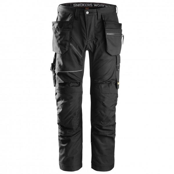 pantaloni da lavoro Snickers workweare Ruffwork nero