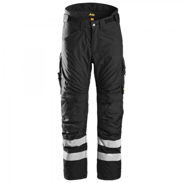 Pantalone invernale Snickers Workweare nero