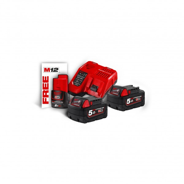 kit energy Milwaukee M18 NRG 502