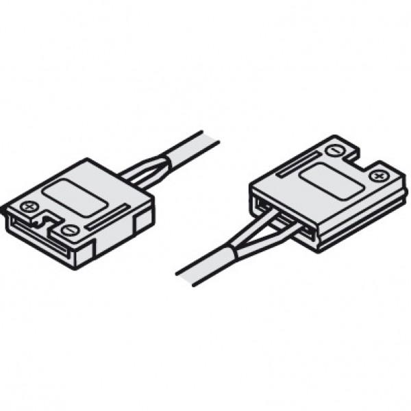 Cavo per connettere due strip led 12V del sistema look Led di hafele