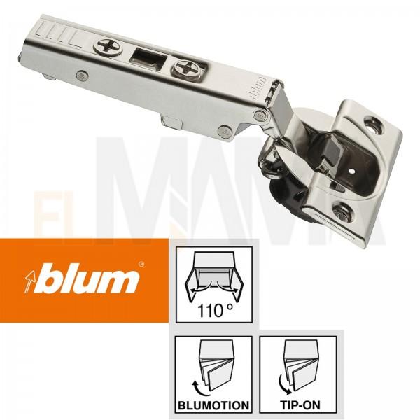 Cerniere per mobili | Clip top Blum | Angolo Apertura Ante 110°