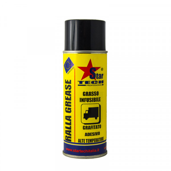 Grasso Infusibile alla grafite in spray
