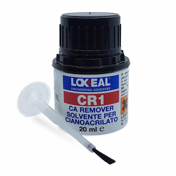 Solvente per rimuovere adesivi cianoacrilato - Loxeal CR1