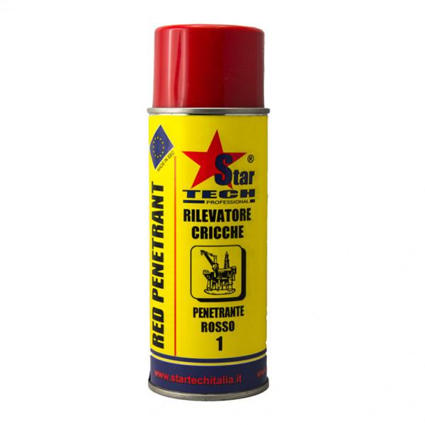 Prodotto per ricerca cricche Red penetrant